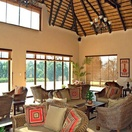 Sun Lounge - Silverhill lodge kamberg accommodation